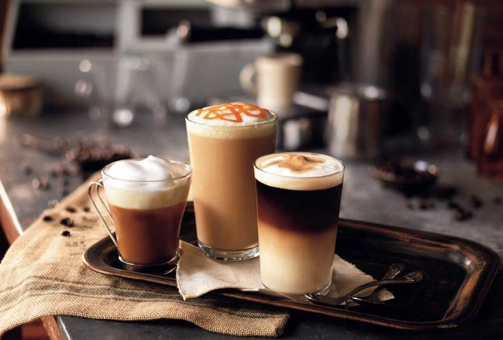 What Are The Most Popular Coffee Drinks & How Are They Made?