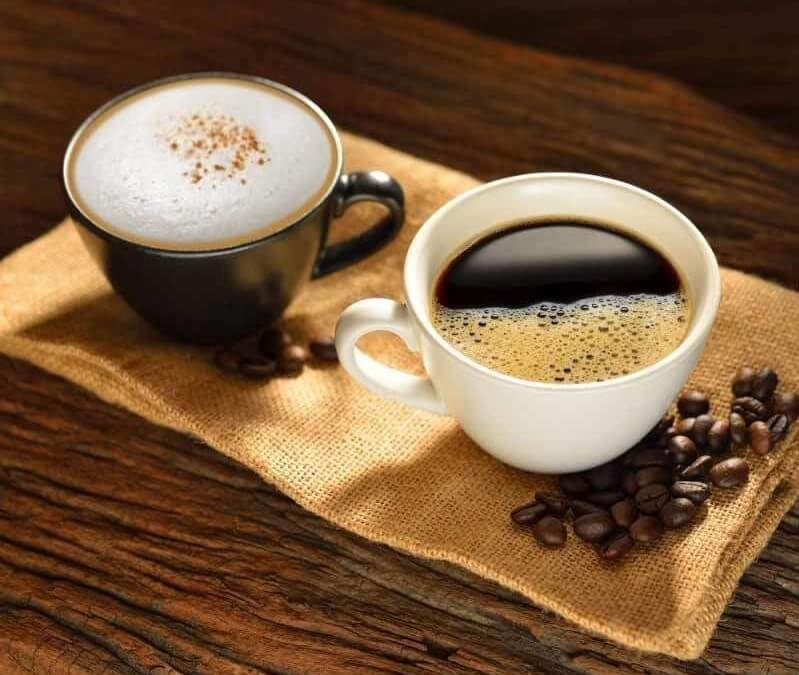 Which is Healthier – Black Coffee Or Coffee With Milk?