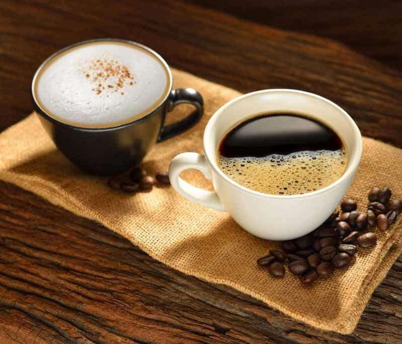 Which Is Healthier Black Coffee Or Coffee With Milk