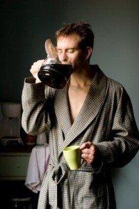 coffee early morning