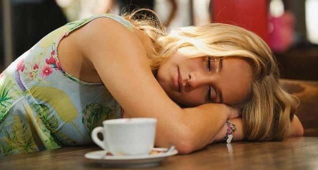 coffee sleepy