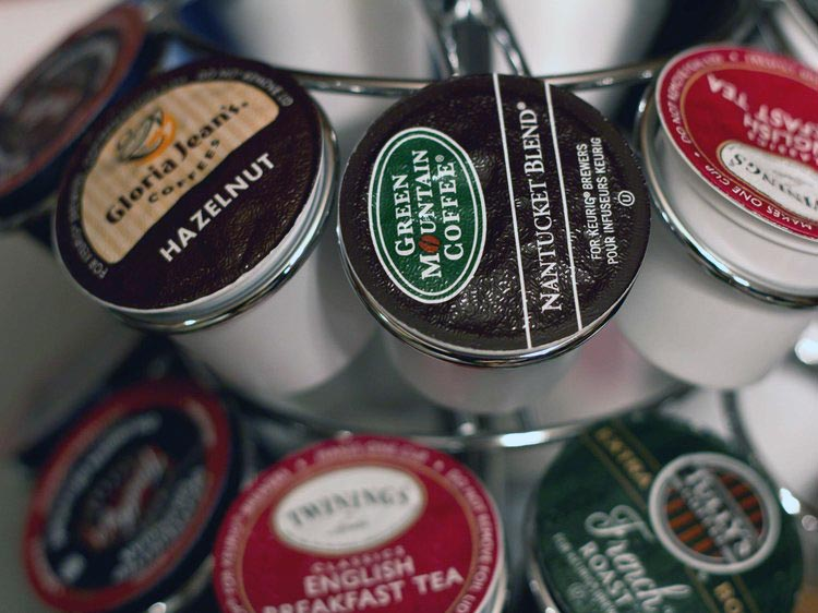 The Keurig K-Cup