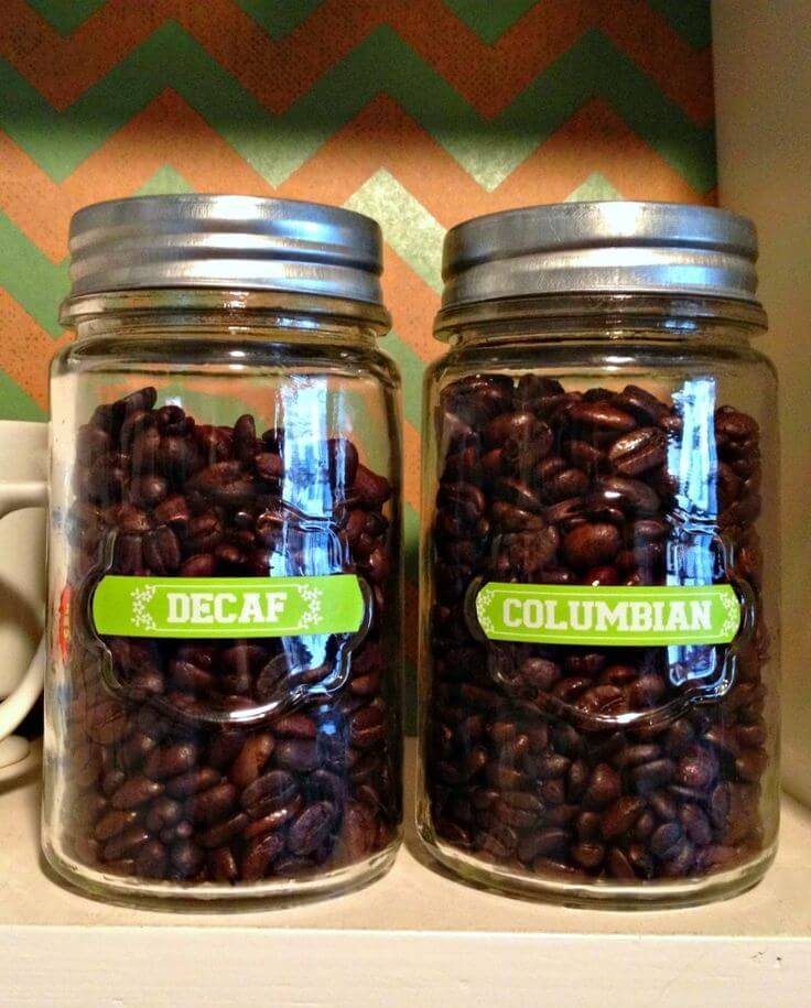 Store Coffee Beans at Home