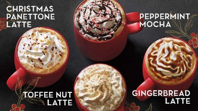 Flavored Lattes