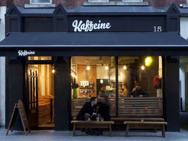 Kaffeine in London