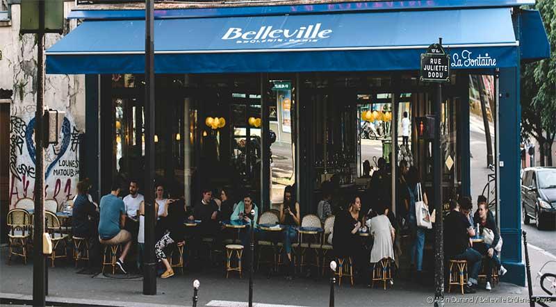 La Fontaine de Belleville
