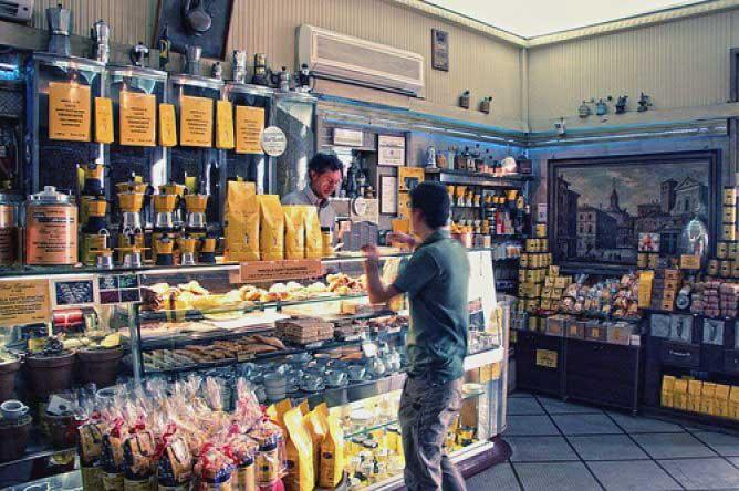 Sant Eustachio II Café