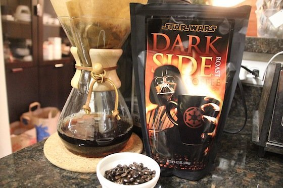 Star Wars Vader's Dark Side Roast Coffee