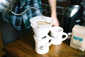 Pour Over Drip Coffee