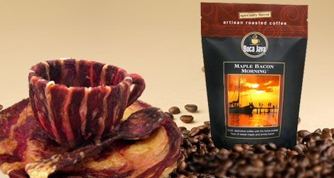 coffee bacon