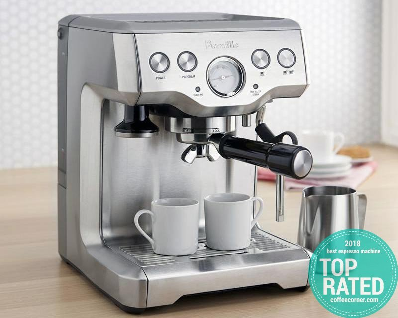 best espresso machine expert and consumers reviews