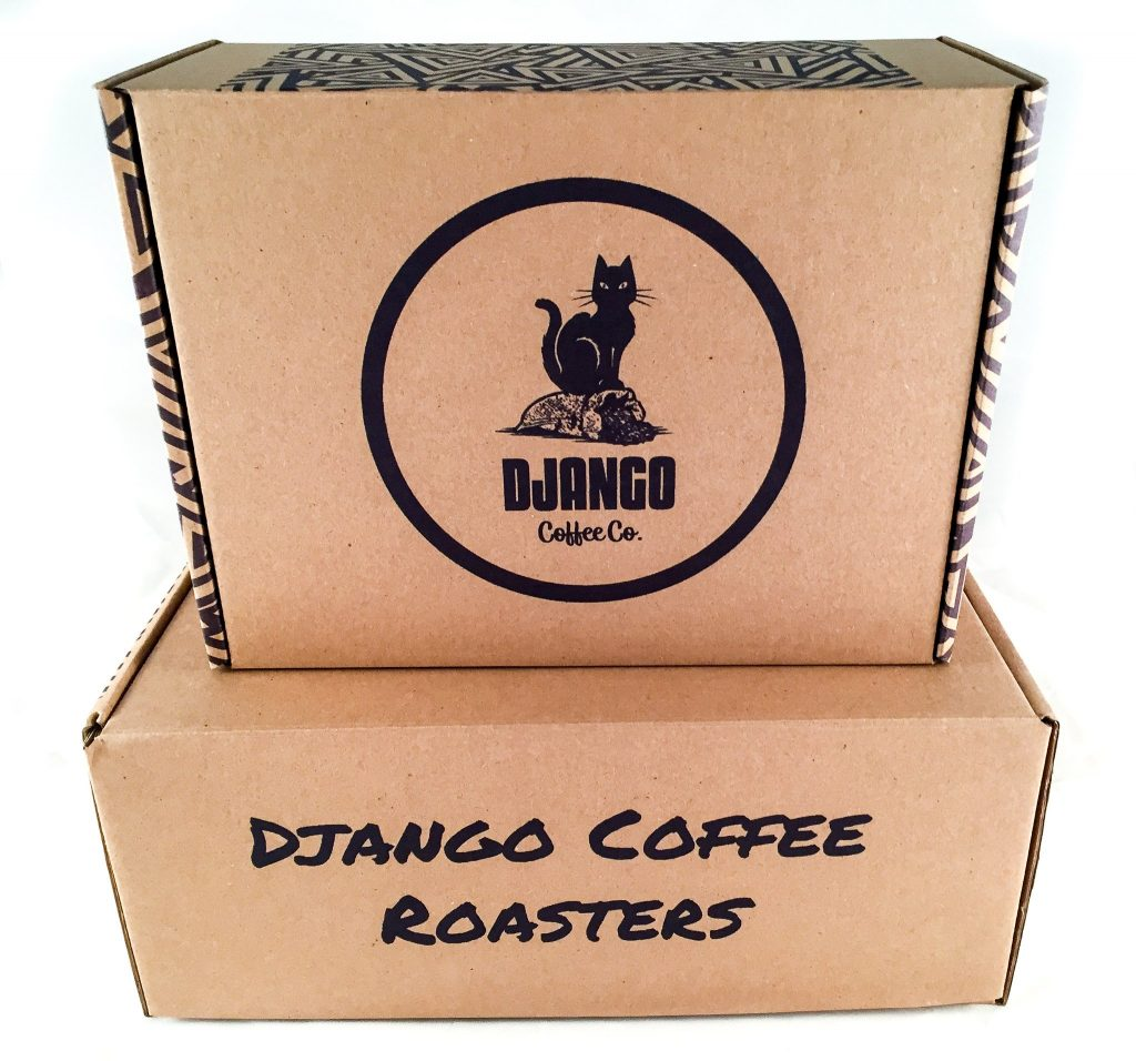 Django Coffee Co subscription