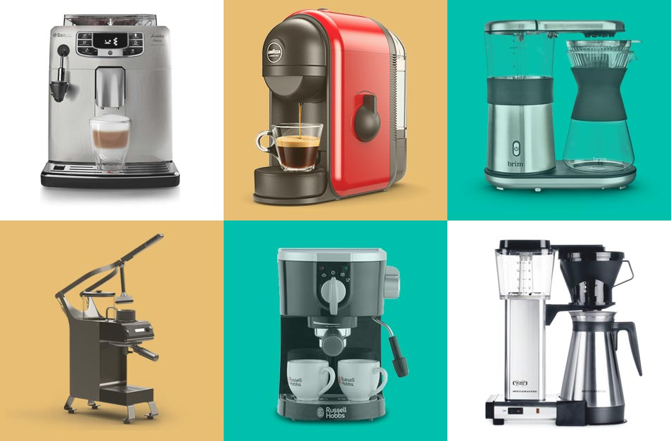 Black Friday – Our Top Coffee Maker Deals