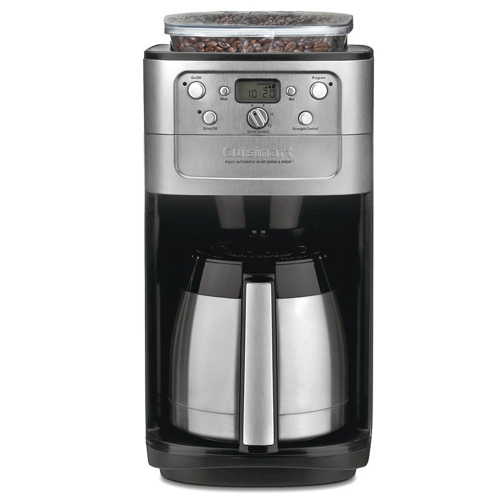Cuisinart DGB-900BC Grind & Brew