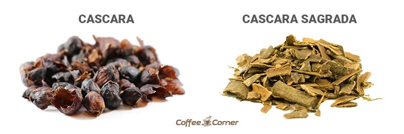 Cascara vs Cascara Sagrada