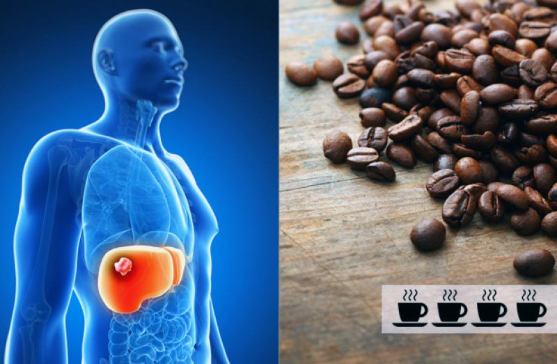 coffee cancer liver