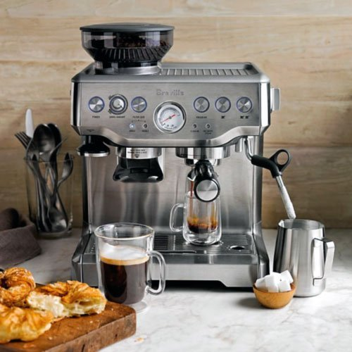 Breville Barista Express BES870XL Machine Review