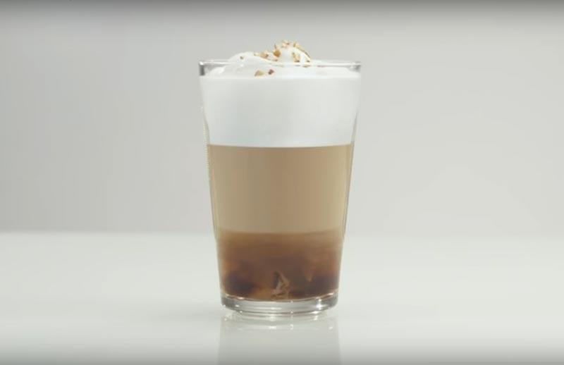 Dawnuts Iced Coffee