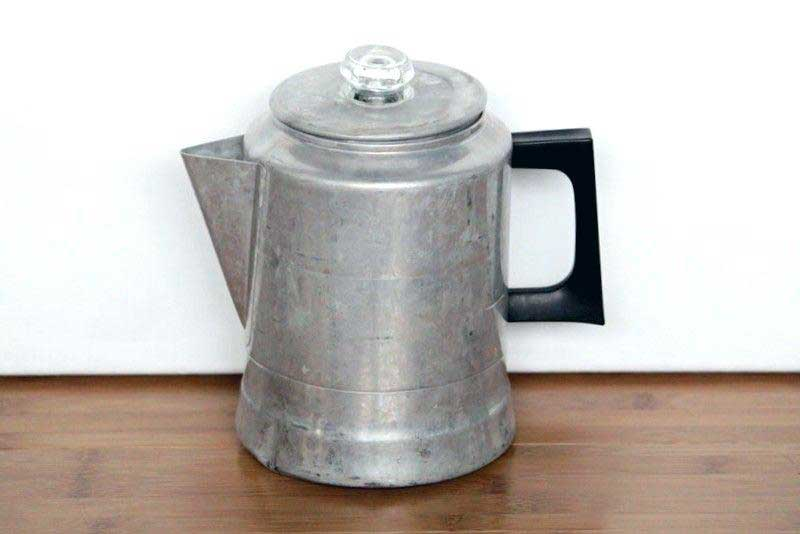 old drip coffee maker