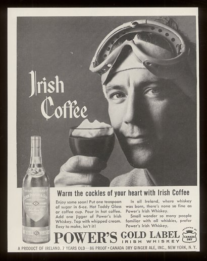 History Irish Coffee