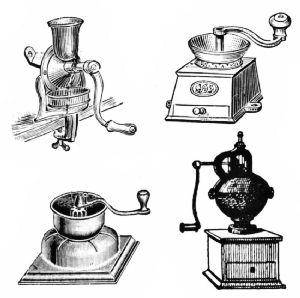Moulin à café Thomas Bruff